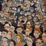 Dans la foule