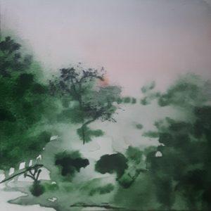 Le jardin des brouillards