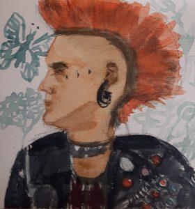 Punk irlandais, faune et fleur