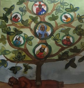 L'arbre de Jessé