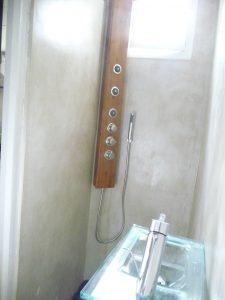 côté douche