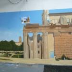 Fresque Italie